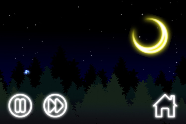 Visualizer Vol.1 Dark Forest Moon screenshot-4
