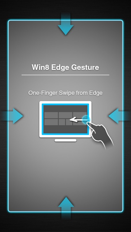 Gesture Touchpad for Win8