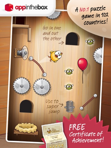 Игра Drop The Chicken