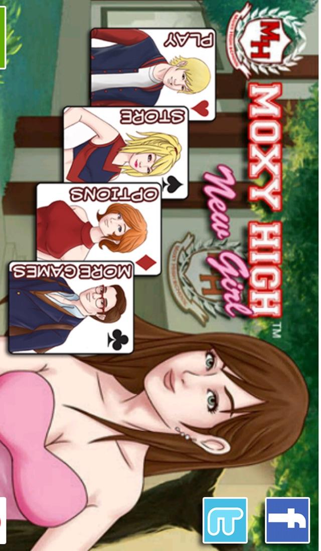 Moxy High – New Girl Cheat Codes