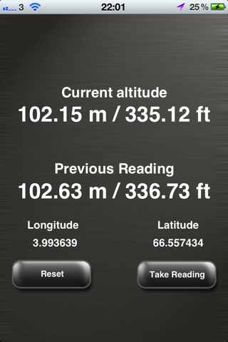 Altitude / Altimeter - Freeのおすすめ画像1