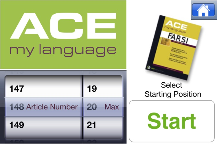 Ace My Language - Farsi