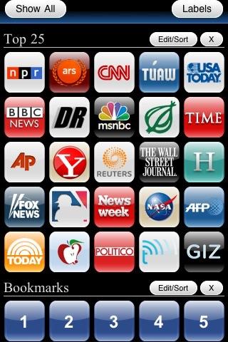 Start Up! Browser (Ad... screenshot1