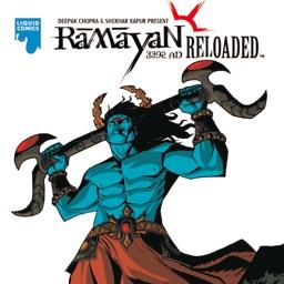 LIQUID COMICS: RAMAYAN 3392AD – ORIGINS