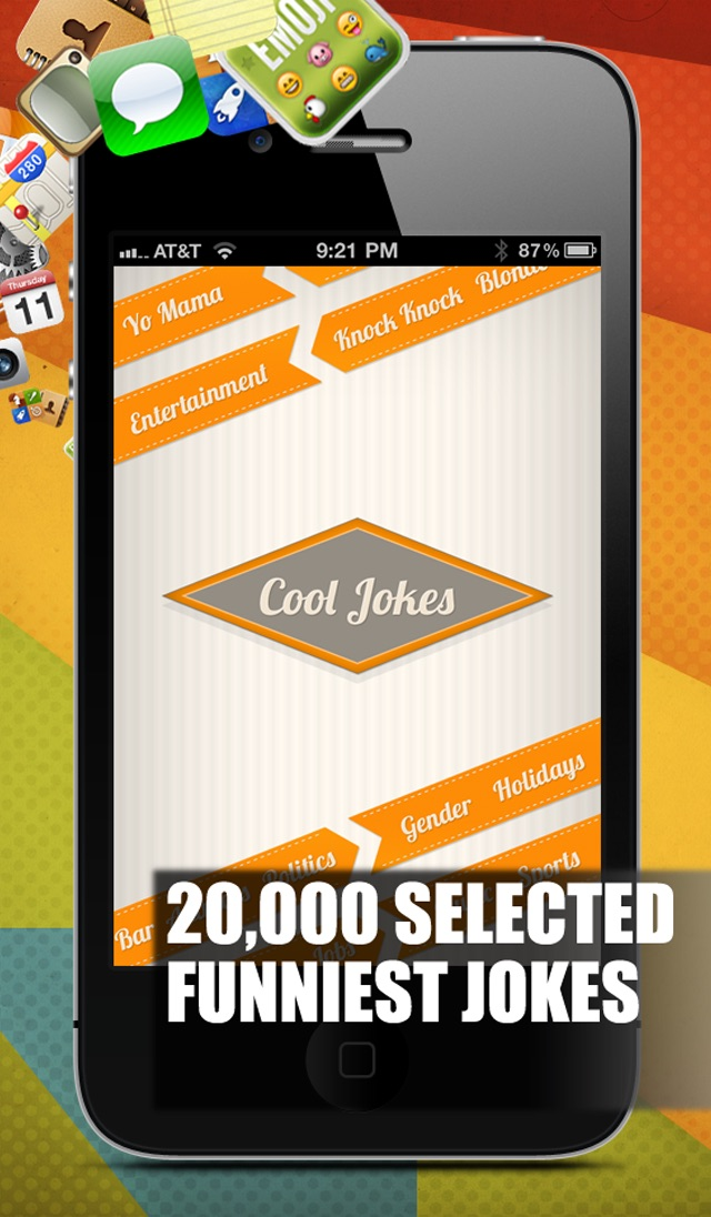 Jokes© Screenshot