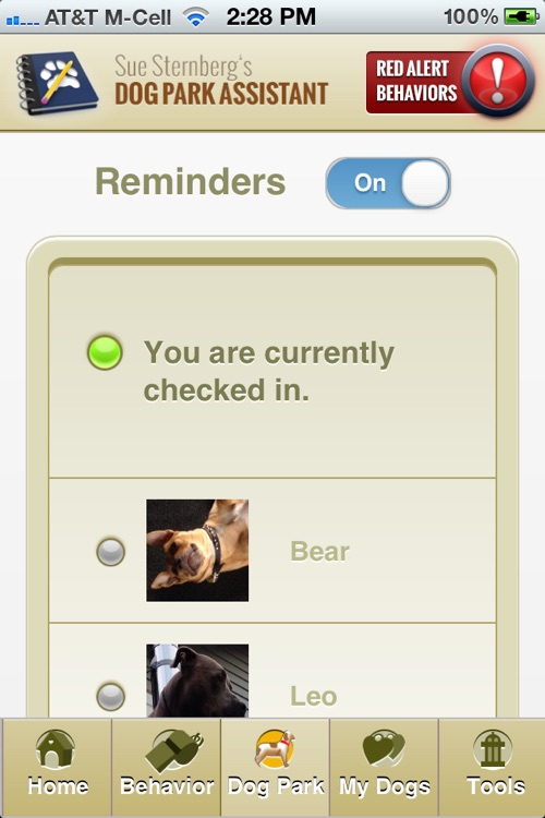 Dog Park Assistant screenshot-4