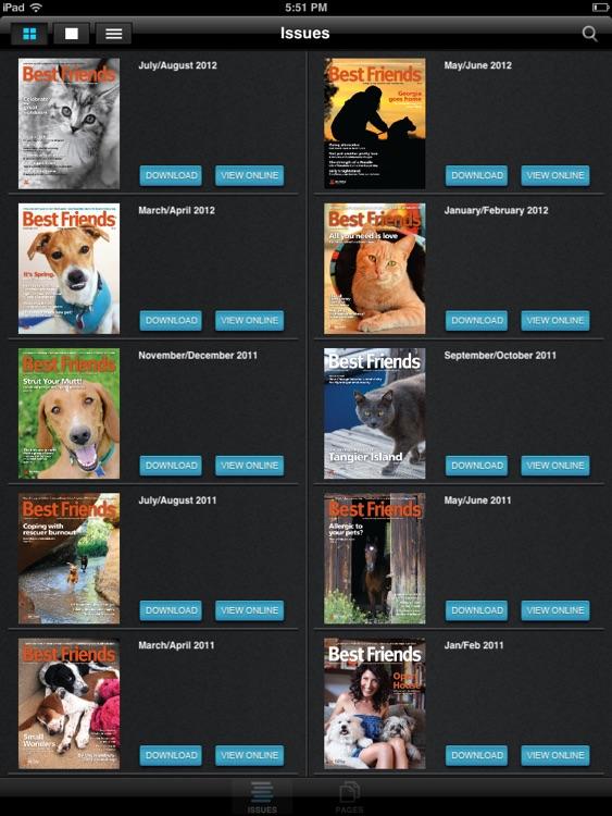 Best Friends Magazine HD