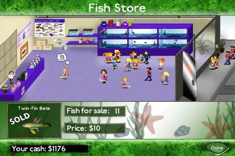 Fish Tycoon screenshot-3