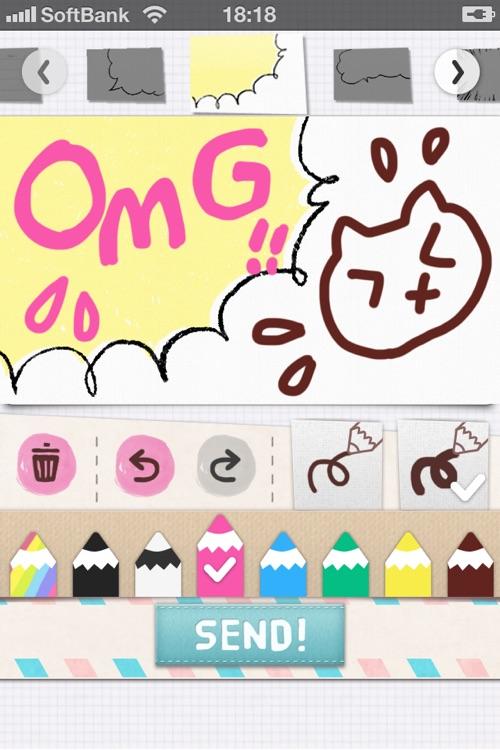 Draw Sticker!