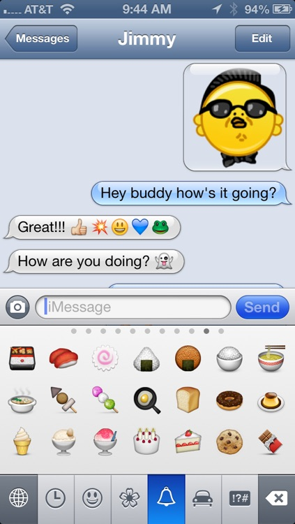 Emoji 2 Free - NEW Emoticons and Symbols screenshot-3