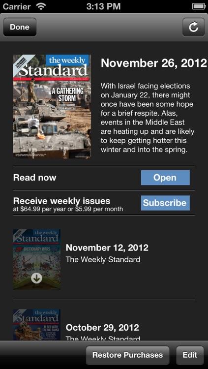 The Weekly Standard screenshot-4