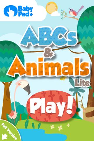 ABCs&Animals Liteのおすすめ画像1