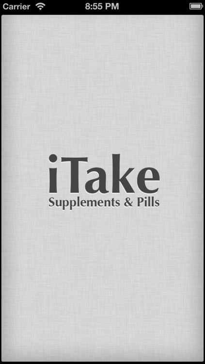 iTake: Supplement and Pill Tracker screenshot-4