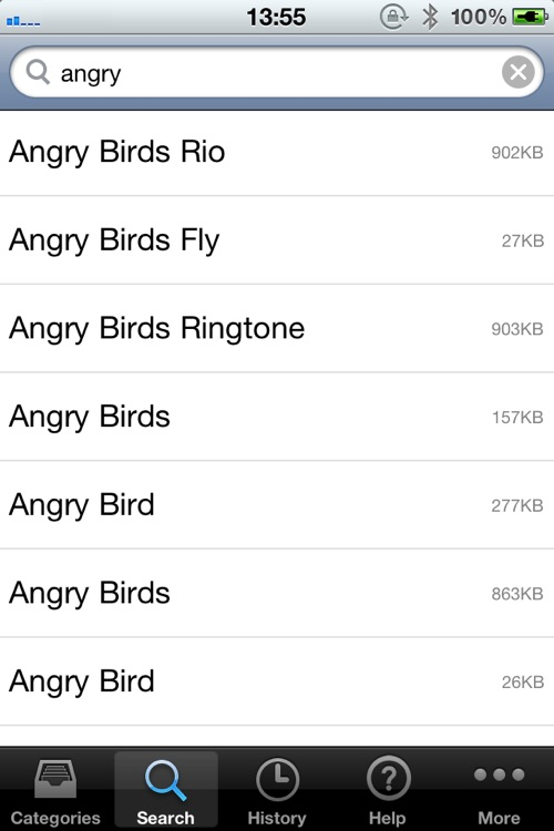 10,000 Ringtones Pro