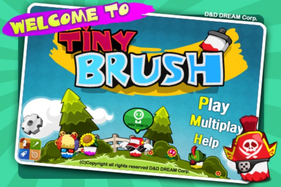 Tiny Brush Cheat Codes