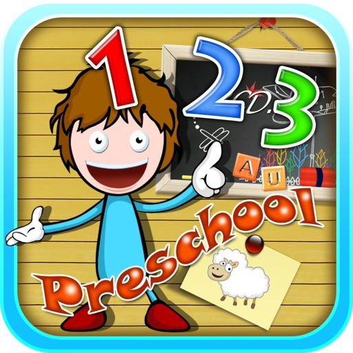 Learn 123s -  Preschool Teacher Tools for Learning Numbers