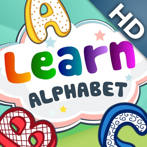 ABC Baby Alphabet - 5 in 1 Game for Preschool Kids - Learn Letters, Spelling and Sing ABC Song icon