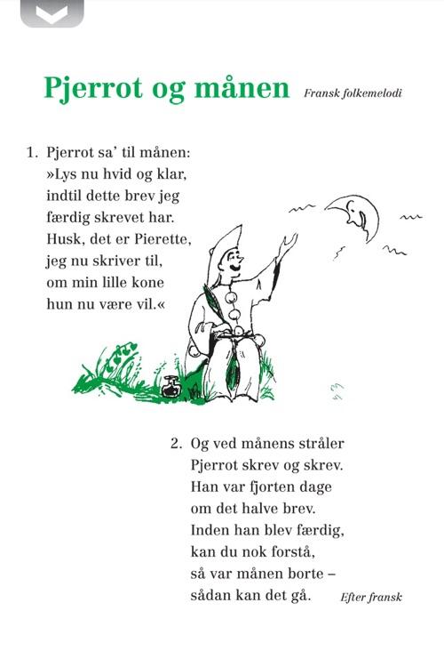 DE SMÅ SYNGER. 10 UDVALGTE SANGE