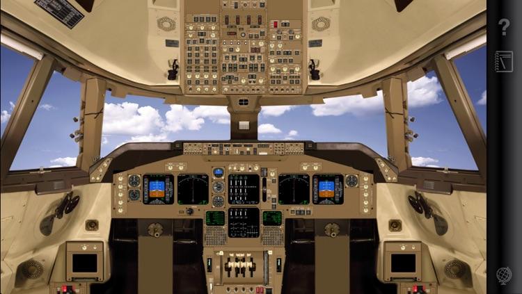 Aerosim Checkride B747 screenshot-4