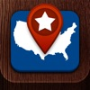 Flags U.S. - Free and Fun United States of America Flags Quiz Game