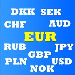 Euro FX Rates
