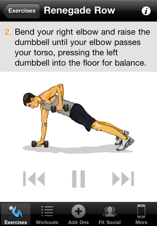 Dumbbell Workouts Pro