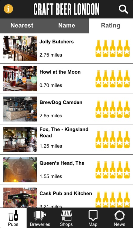 Craft Beer London screenshot-3