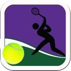 Tennis Championships Quiz - A Wimbledon Edição - Free Versão icon