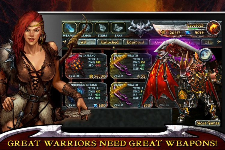 Eternity Warriors screenshot-4