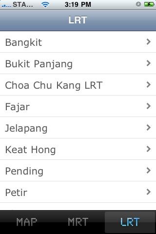 Singapore Subway/MRT Guide 新加坡地铁线路指南 screenshot-3
