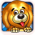 Awesome Puppy-pet dress up game icon