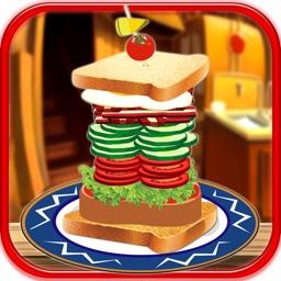 Stack It Sky High Sandwich Maker Building Game Lite