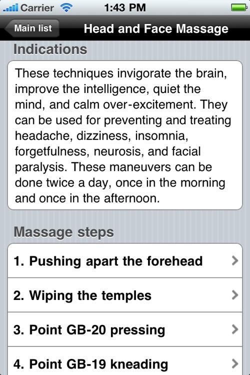 Chinese Health Massage screenshot-3