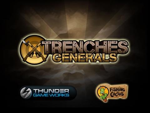 Trenches: Generals на iPad