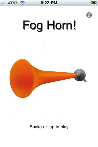 Fog Horn!
