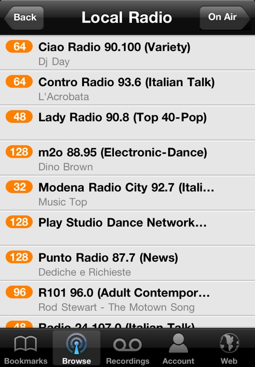 iRadio - All radio