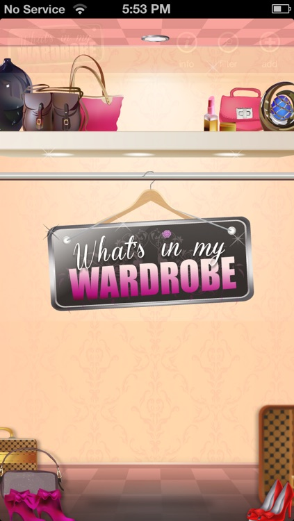 What's In My Wardrobe?