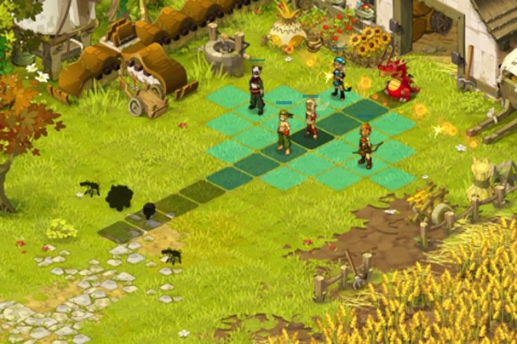 DOFUS : Battles