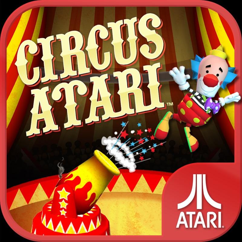 Circus Atari Hack Tool