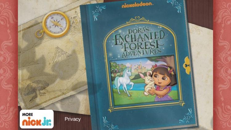 Dora's Enchanted Forest Adventure screenshot-4