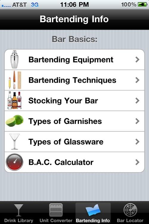 Drink & Cocktail Pro screenshot-3