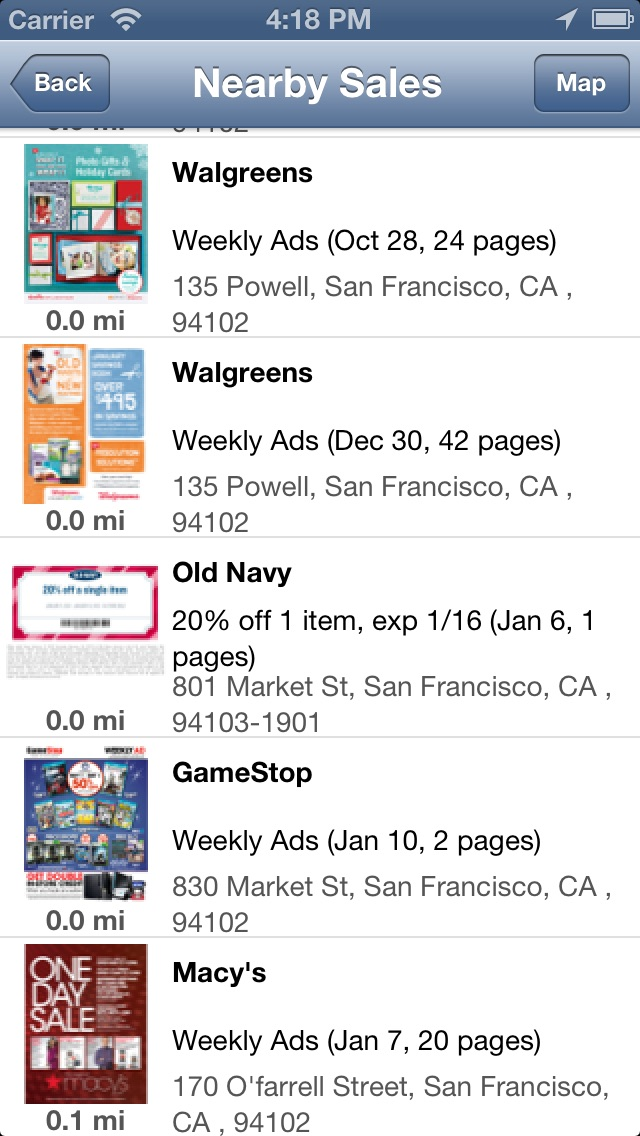 Weekly Ads Sales Pro review screenshots
