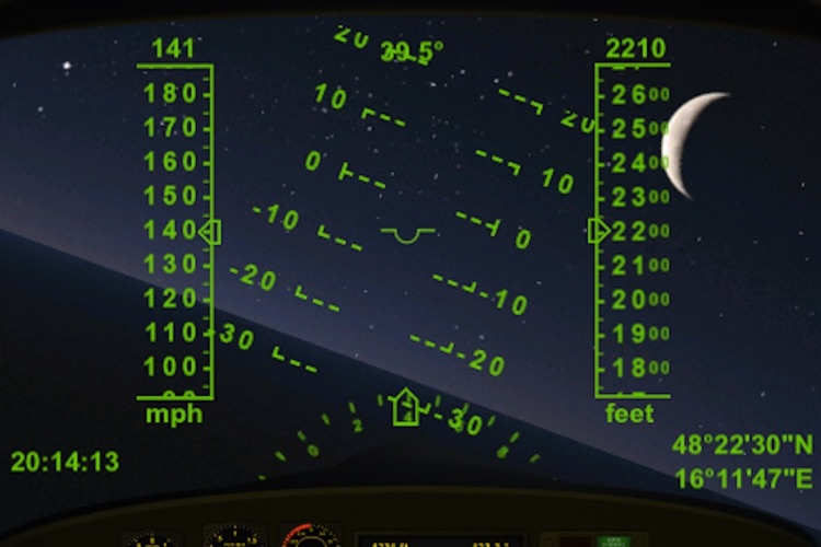 V-Cockpit GPS screenshot-1