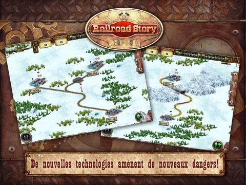Screenshot #6 pour Railroad Story HD