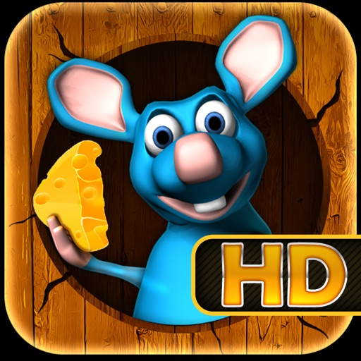 Rat & Cheese HD icon