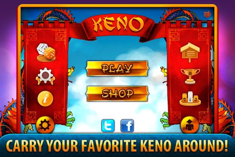 KENO PRO HD screenshot-3