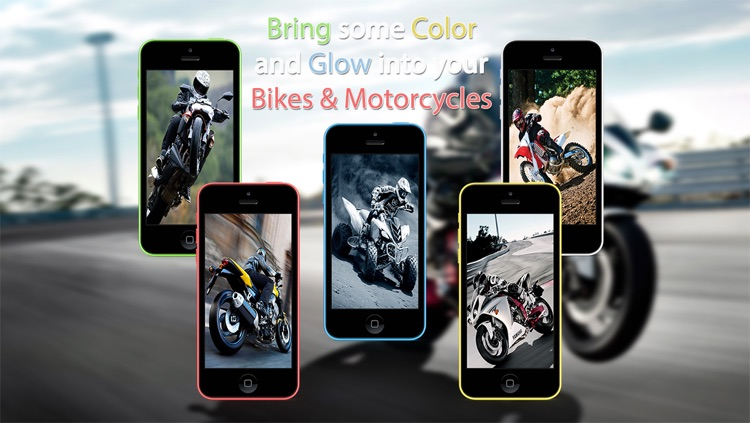 Bikes & Motorcycles HD Wallpapers screenshot-3