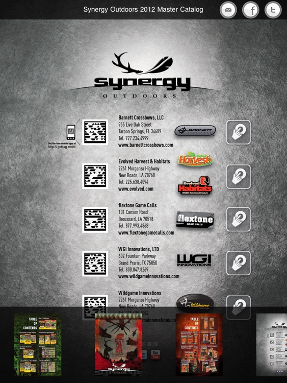 Synergy Master Catalog HD screenshot-4