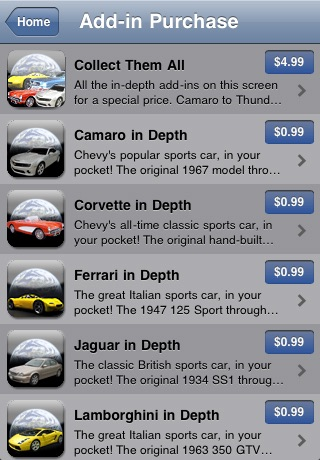 Car Envi Free screenshot-4
