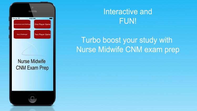 Exam Prep for Nurse Midwife CNM